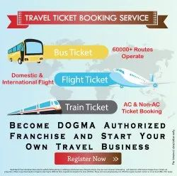 IRCTC Authorized Service Center Provider in Pan India