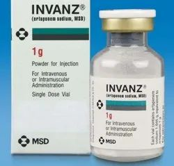 Invanz 1 Gm Injection
