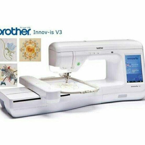 Brother V3 Embroidery Machine Embroidery Training Bmr