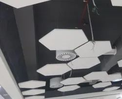 White Accoustics, For ACCOUSTIC DESIGN FOR CEILINGS