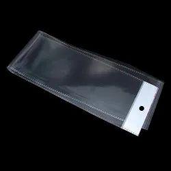 PVC Self Adhesive Bag