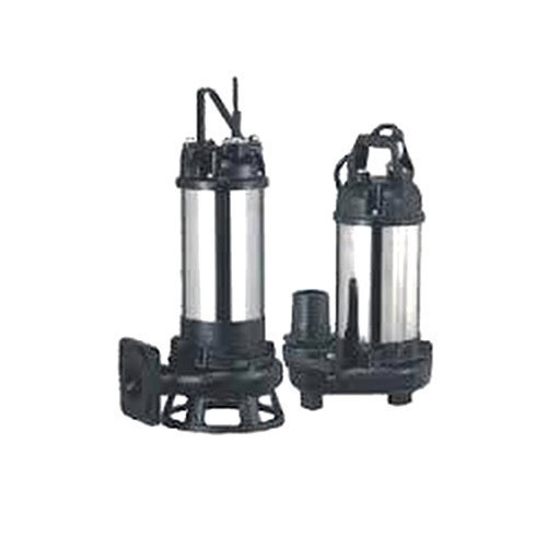 Multi Stage Portable Non Clog Submersible Pump