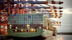 Sea Freight Cargo Service