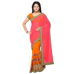 Riva 11 Georgette Saree