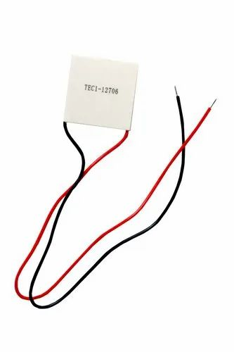 Tec1 12706 Thermoelectric Cooler Peltier Module At Rs 170 Piece