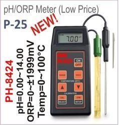 PH-8424 PH/ORP/Temperature Meter