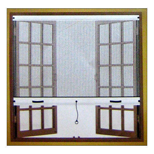 Roller Mosquito Net At Rs 250 Square Feet Roller Mosquito Net