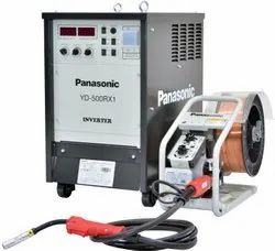 YD-500RX1 Panasonic Inverter Welding Machine