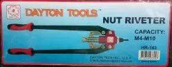Manual Nut Riveter M4-M10  Dayton Hr-413