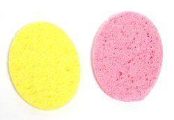 Makeup Sponge Oval Facial Powder Puff