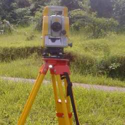 Land Contour Survey