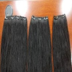 100% Virgin Indian Human Clip Hair Extension King Review
