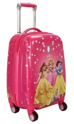 Macse Pink Kids Trolley Bag for Travelling