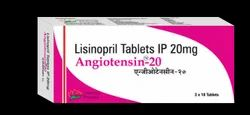 Angiotensin 20 (Lisinopril 20mg)