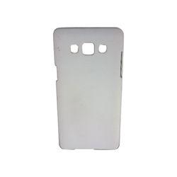 c9362d41c38 White Plain Plastic Mobile Cover