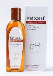 Ketozest  Anti Dandruff Shampoo