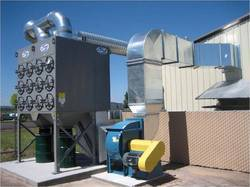 Dust Extraction System for Chemical Industry