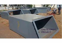 Mechanical Chute, इंडस्ट्रियल शूट, औद्योगिक