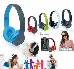Imported Black Wireless Headphone BT-10