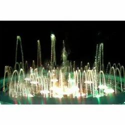 Musical Fountains MO-3