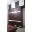 Wooden Wardrobe Designing Services