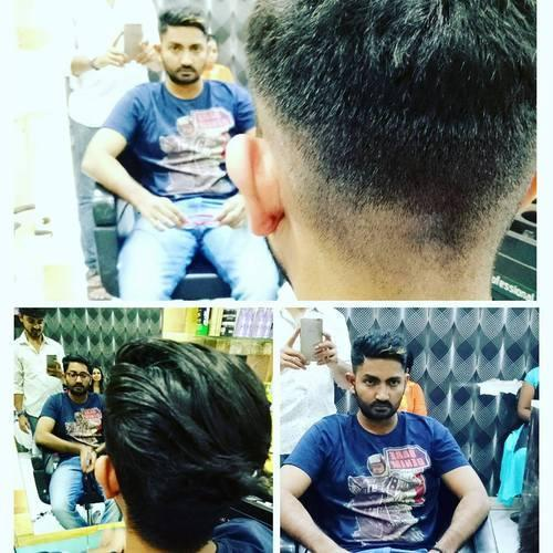 Mens Stylish Haircuts Service Provider From Navi Mumbai