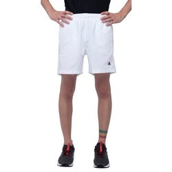Adidas Mens White Shorts