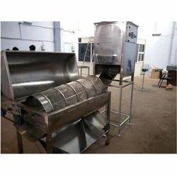 Cashew Peeling Kernel Separator