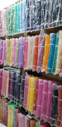 Plain Full Voile Cotton Sikh Pagri Turban Lining Astar, Size: 40 Meter