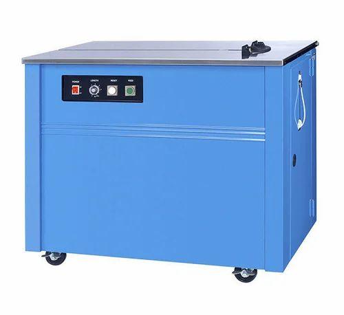 Transpak Semi Automatic Box Strapping Machine
