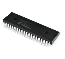 0412 Microcontroller Integrated Circuit