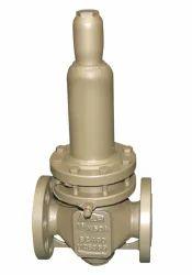 Cryogenic Pressure Control Valve