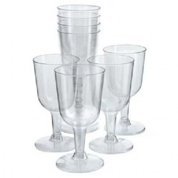 Disposable Party Wine Glass