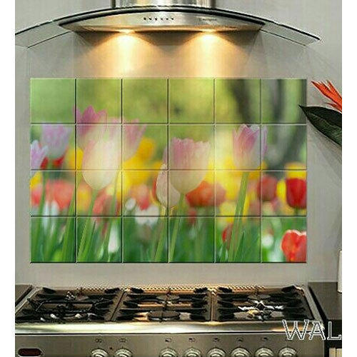 Gloss Tile Sublimation Printing Service