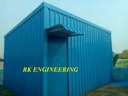 Store Roofing Sheds