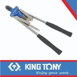 Heavy Duty Hand Riveter for Stainless Steel Rivets,  Kingtony