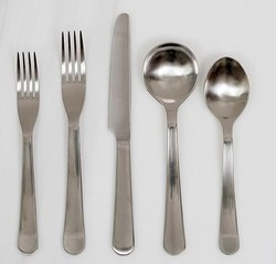 Cutlery Silver Plated PVD Coating Services