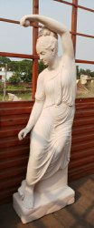 Marble European Figure Statue