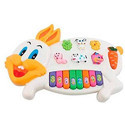 Kids Rabbit Piano Toy