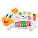 Kids Rabbit Piano Toy