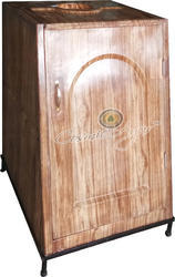 Ayurveda Fiber Steam Bath Chamber With Cooker Type Steamer