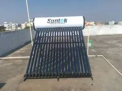 200LPD ETC Based Solar Water Heater