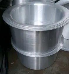 Aluminium Carved Bowels