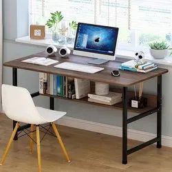 Rectangular Work From Home Table