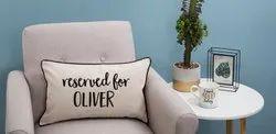 艾菲尔纺织印花个性枕头,家居,形状:矩形