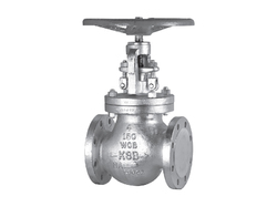 KSB Cast Globe Valves