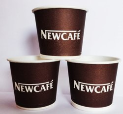 Coffee Paper 110 Ml Coffe Cup, For Restaurant, Packaging Type: Box
