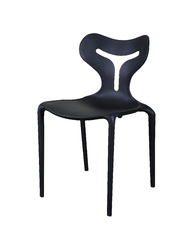 Armless Cafeteria Chair