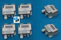Aerosense Model:DPT 7000-R8-3W Differential Pressure Transmitter Range 0-1500 Pascal