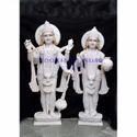 Laxmi Narayan Makrana Marble Statue
